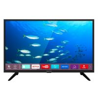 Televizor Kruger&Matz, 81 cm, Smart TV, HD Ready, Negru