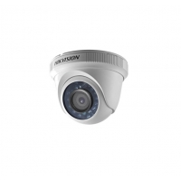 Camera supraveghere Hikvision Dome TurboHD DS-2CE56C0T-IRPF, 2.8mm, 720P ,1MP CMOS Sensor