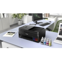 Multifunctional inkjet color CISS Canon PIXMA G4411